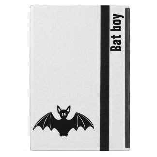 Cute bat cartoon pun joke iPad mini covers