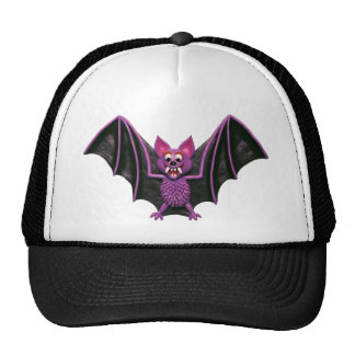 Cute Bat Halloween Party Trucker Hat