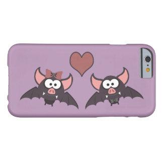 Cute Bat Love Desgin Barely There iPhone 6 Case