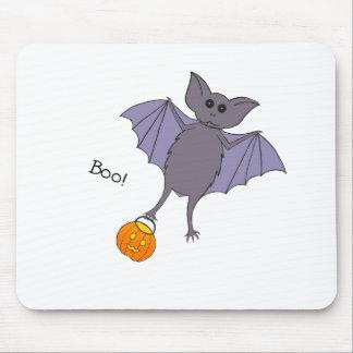 Cute Bat Mouse Pad