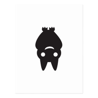 Cute Bat Postcard