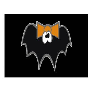 Cute-Bat Postcard