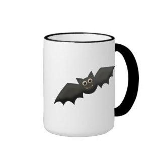 Cute Bat Ringer Mug