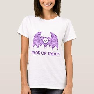 Cute Bat Trick or Treat T-Shirt