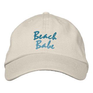 Cute Beach Babe Cap