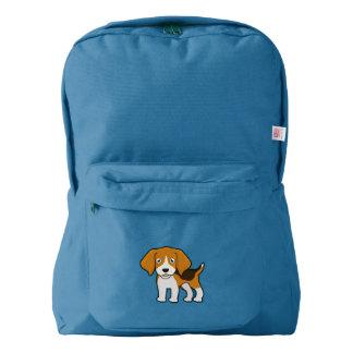 Cute Beagle Backpack
