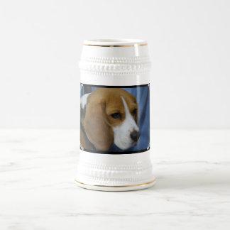 Cute Beagle  Beer Stein Mug
