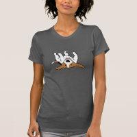 Cute Beagle Cartoon Dog T-Shirt