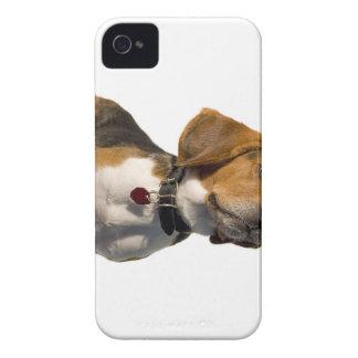 Cute Beagle Dog iPhone 4 Cover