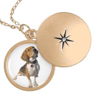 Cute Beagle Dog Custom Jewelry