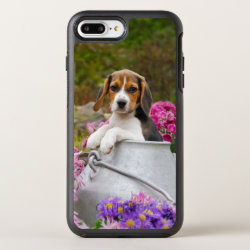 OtterBox Apple iPhone 7 Plus Symmetry Case with Beagle Phone Cases design