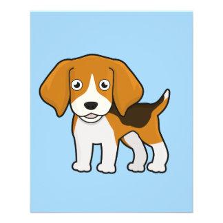 Cute Beagle Flyer