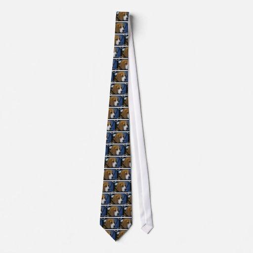 Cute Beagle  Necktie