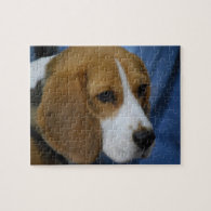 Cute Beagle  Puzzle