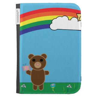 Cute Bear Caseable Case Kindle Covers