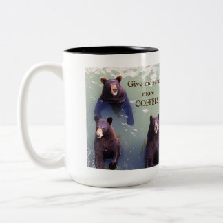 Cute Bear Coffee Mug