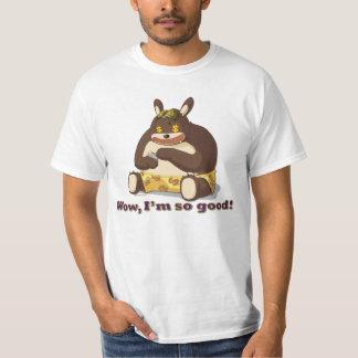 Cute Bear Funny Cartoon Character Anime Tee Shirt