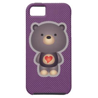 Cute Bear iPhone SE/5/5s Case