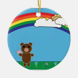 Cute Bear Ornament
