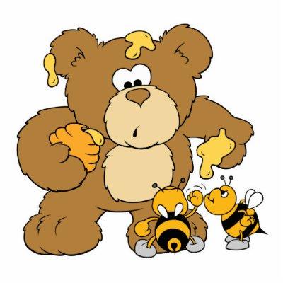http://rlv.zcache.com/cute_bear_stealing_honey_photosculpture-p153938297412787144qdjh_400.jpg