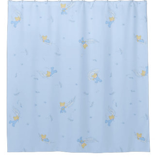 Curtains Ideas chemistry shower curtain : Bear Shower Curtains | Zazzle