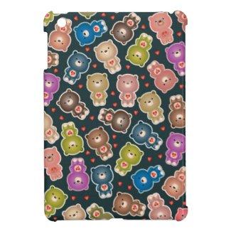 Cute Bears Cover For The iPad Mini