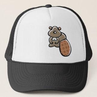 Cute Beaver; Cool Trucker Hat