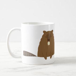 Cute Beaver Mug