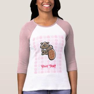 Cute Beaver T Shirt