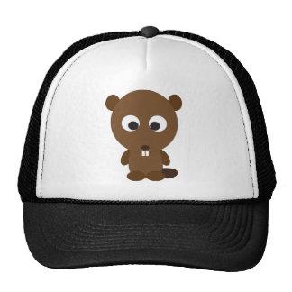 Cute Beaver Trucker Hat