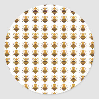 Cute Bedbugs Sticker