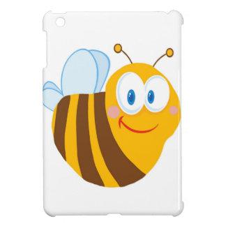 Cute Bee Cartoon Character Cover For The iPad Mini