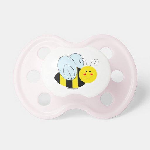 Cute Bee Design BooginHead Pacifier
