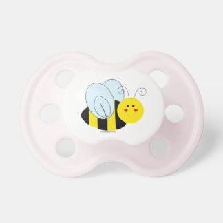 Cute Bee Design Pacifier