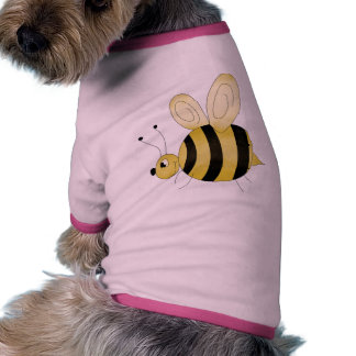 Cute Bee Pet Tee