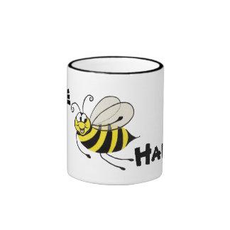 Cute Bee Happy! - Mug