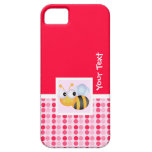 Cute Bee iPhone 5 Case