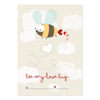 Cute Bee Mine Classroom Kids Valentine Photo Card