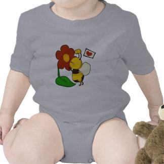 Cute bee shirts
