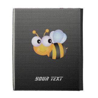 Cute Bee; Sleek iPad Folio Cases