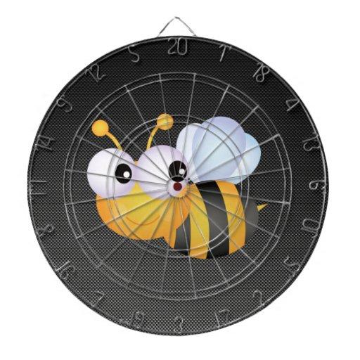 Cute Bee; Sleek Dart Boards