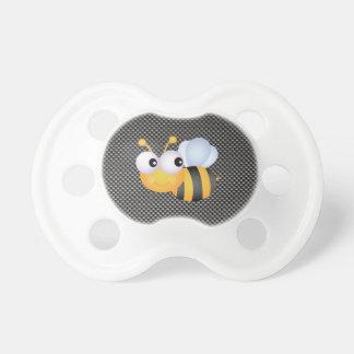 Cute Bee; Sleek Pacifier