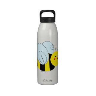 Cute Bee Water Bottles