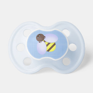 Cute Bees Baby Pacifiers