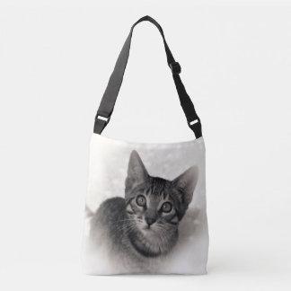 Cute Bengal Kitten Crossbody Bag