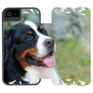 Cute Bernese Incipio Watson™ iPhone 5 Wallet Case