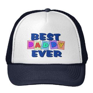 Cute Best Daddy EVER Trucker Hat