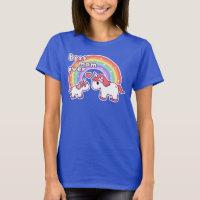 Cute Best Unicorn Mom Ever T-Shirt