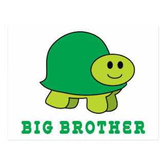 Cute Big Brother Postcard