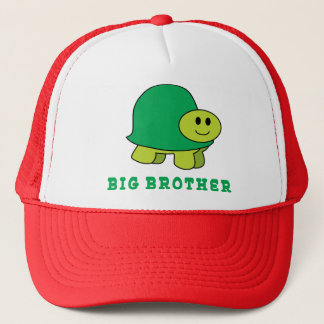 Cute Big Brother Trucker Hat